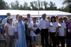 Межрегиональный педагогический фестиваль  «Алый парус -2017»